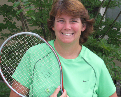 Michelle Jones GTA Tennis Instructor